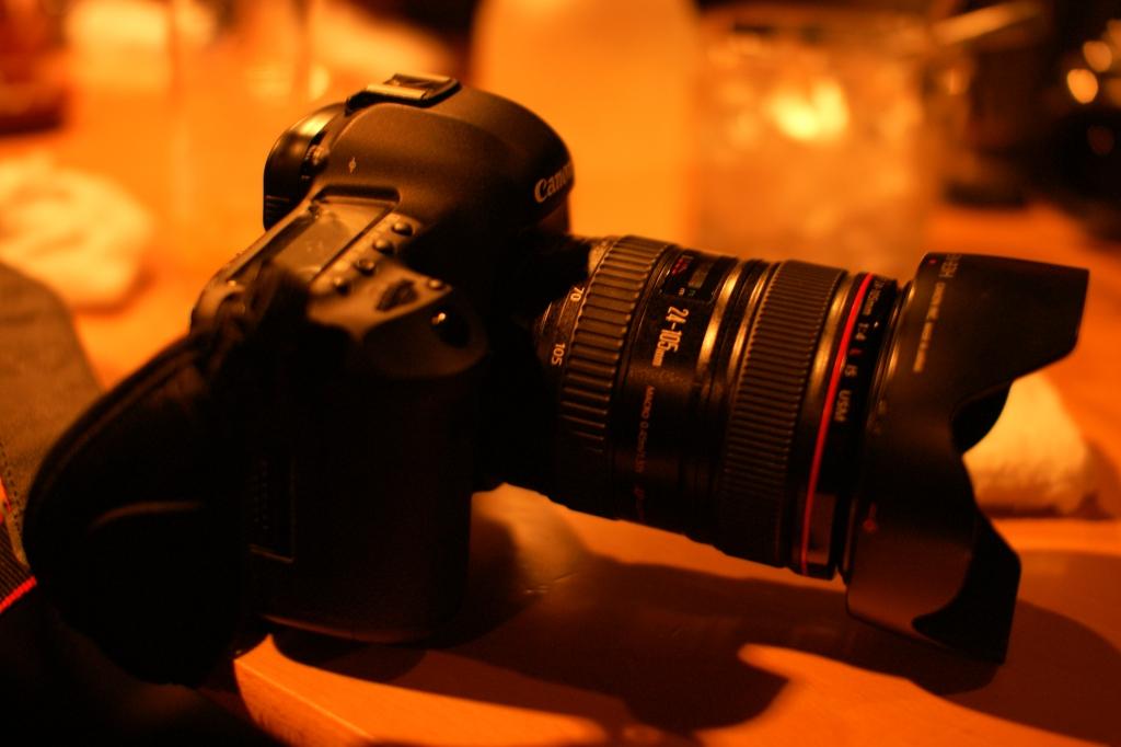 まがりんのカメラ。